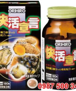 Sản phẩm của hãng Orihiro uy tín Nhật Bản đã được ưa chuộng trên thị trường quốc tế.