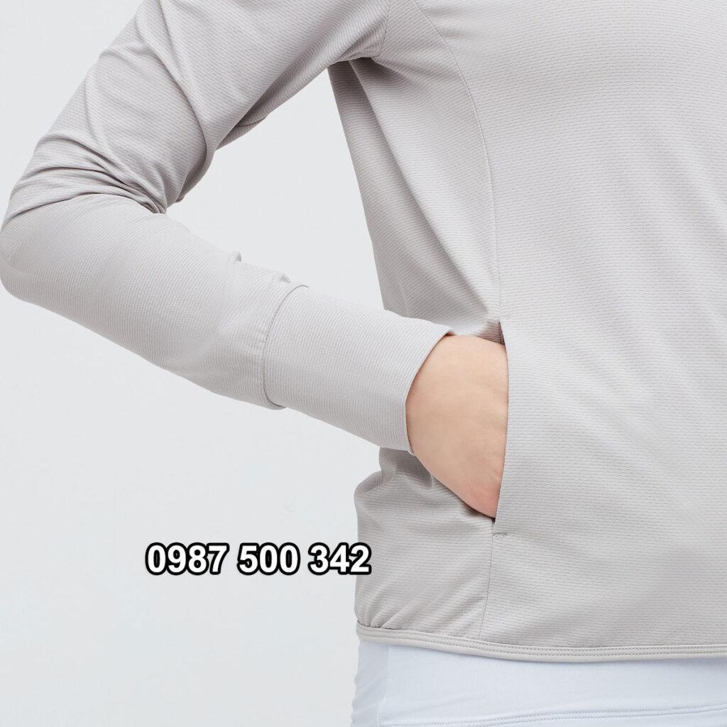 Tay áo chống nắng Uniqlo 2021