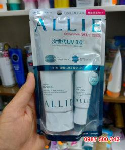 Kem chống nắng Kanebo Allie Extra UV Gel 90g Nhật Bản