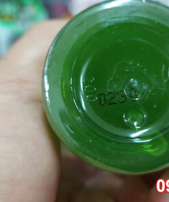 Ảnh đáy chai Gel Tẩy da chết trà xanh Green Tea Clear Peeling Gel