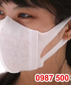 Khẩu trang Unicharm chống vi khuẩn, bụi bẩn bảo vệ sức khoẻ hiệu quả