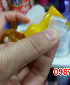 Cách sử dụng Dầu tẩy trang Kose Softymo DEEP Cleansing Oil 230ml