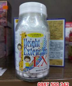 Viên uống tăng chiều cao Height Extension EX lọ 300 Viên Nhật Bản