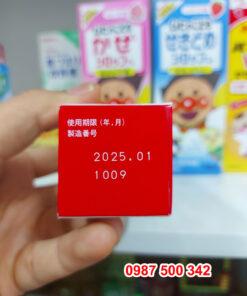 hạn sử dụng Lăn muỗi Muhi 50ml Nhật Bản