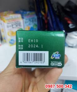 Thông tin hạn sử dụng, mã vạch Lăn xương khớp Kowa Nhật Bản 90g