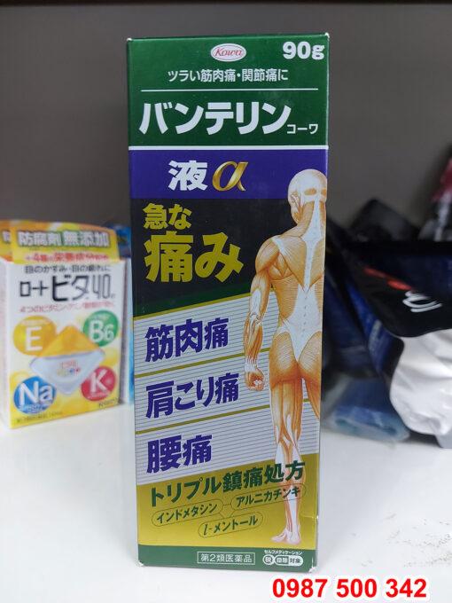 Lăn xương khớp Kowa Nhật Bản 90g