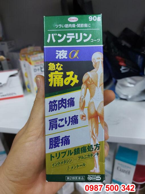 Review sản phẩm lăn xương khớp Kowa Nhật Bản 90g